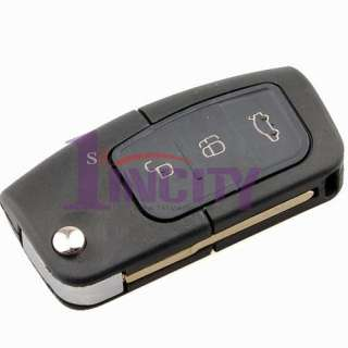 FLIP Folding Key Remote for Ford Focus/C Max Remote