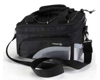Cycling Bike Travel 15L Bicycle Rear Seat Pannier Bag Pouch Scalable