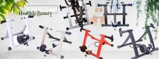 New Bicycle Bike Trainer Stand Indoor Kinetic Steel Frame Stationary