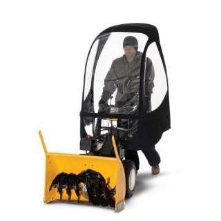 Classic Accessories Deluxe Snow Thrower Cab Automotive