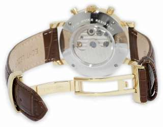 Engelhardt Germany, small automatik watch, woman or mens gold plated
