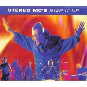 Step It Up [Single] [Audio CD] Stereo McS Stereo Mcs Music