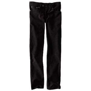 Levis 511 Skinny Black Corduroy Cords Jeans Trousers