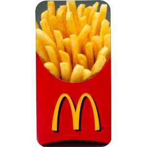Clear Hard Plastic Case Custom Designed McDonalds French Fries in Box