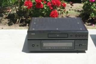 Denon DVD 5910 Reference Universal DVD/CD/SACD/DV?D Audio Player