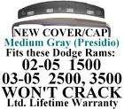 Dodge Ram Medium GRAY Dash Cover cap panel dashboard board top kit pad