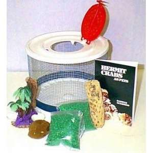 FMR Reptile Habitat Hermit Crab Kit Size Large: Pet