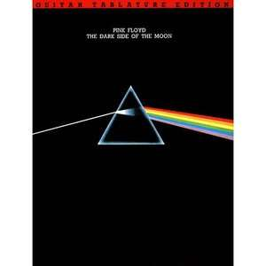Pink Floyd   Dark Side of the Moon Guitar Tab Folio