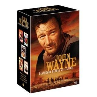 John Wayne Legendary Heroes Collection (Blood Alley / McQ / The Sea