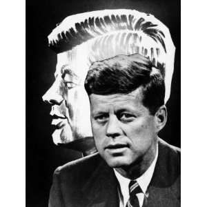 John F. Kennedy, Key Art for Nbc Special Profiles in Courage, 1964
