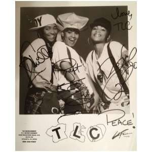 Thomas , Lisa Left Eye Lopes and Tionne T Boz Watkins Photo