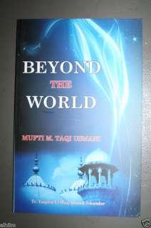Beyond The World Mufti Taqi Usmani English Book Islamic