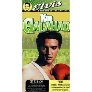Kid Galahad [VHS] Elvis!, Phil Karlson Movies & TV