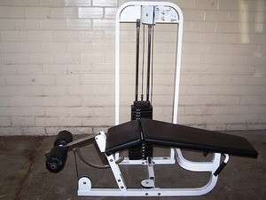 Paramount Selectorized Prone Leg Curl Gym Equipment