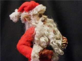 Zombie Santa Art Doll Evil Horror Scary Bloody Morbid ADSG OGLD DMA