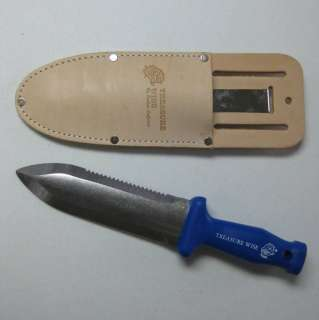 in 1 Treasure Wise Metal Detector User Digging Knife and Large