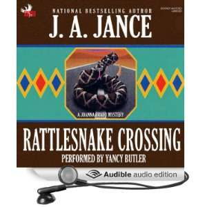 Crossing (Audible Audio Edition): J.A. Jance, Yancy Butler: Books