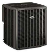 Whirlpool R 410A 13 Seer Split Heat Pump Condenser 4 Ton Package