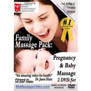Family Massage Pack Pregnancy & Baby Massage, Vol. 1 TV Shows
