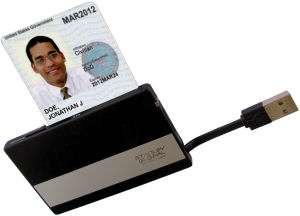 Stanley Global SGT114 DOD CAC Smart Card SIM Multi Flash Universal