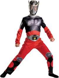 Child Medium Kids Dragon Knight Costume   Kamen Rider C