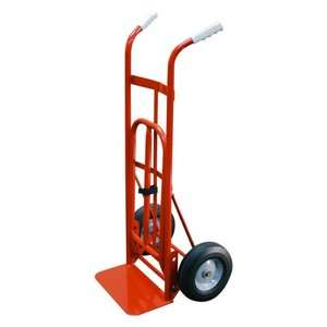 Milwaukee Dual Handle Hand Truck with Nose Plate Extension Tools