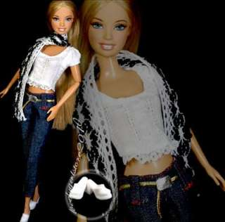 New Fashion outfit Clothes for Barbie doll A881