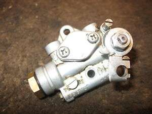 OIL INJECTION PUMP 65 66 67 68 SUZUKI B100P B100 118cc