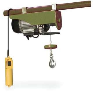New Sportsman 440 lb Lift Electric Hoist   110 Volt
