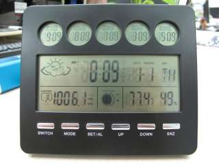 New Weather Station Sharper 5 Countries Forecast Auto Updates SL