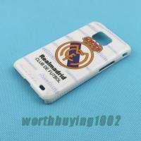 New Realmadrid Football Team club Hard Cover Case For Samsung i9100