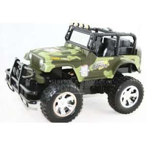 the jeep off road vehicles remote control car: Toys & Games