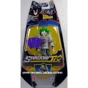 The Batman Shadow Tek Action Figure Joker [Card Attack