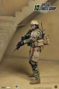 STORY BBI DRAGON ARMY 10th SF SPECIAL FORCES GROUP MULTICAM FIGURE