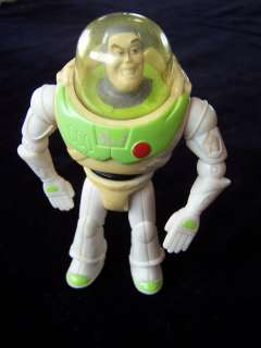 "1995 Toy Story BUZZ LIGHTYEAR Burger King 4"" Action Figure LOOSE"