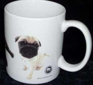 Mug Coffee Mugs Dog Pug Lab The Dog Artist Collection