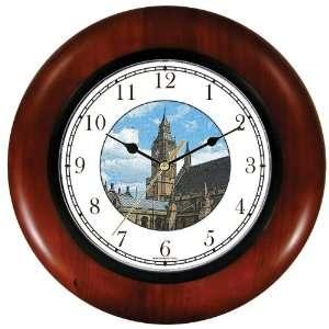 Big Ben   Parliament   London England Wooden Wall Clock by