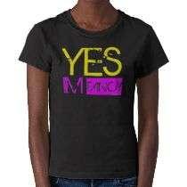 YES IM FANCY ladies petite shirt by sirmagazine