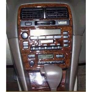 ES300 ES 300 2000 2001 INTERIOR WOOD DASH TRIM KIT SET: Automotive